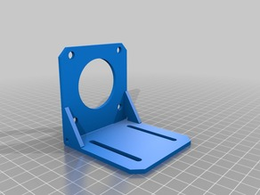 Stepper Motor Bracket