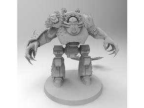 Demon Prince Dreadnought REDUX