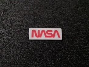 NASA Worm magnet