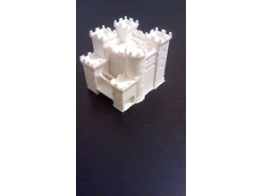 Age of Empires 2 Teuton Castle