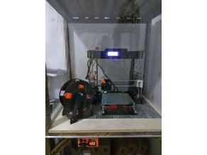 3D Printer - Painel de distribuição (Distribution Panel)