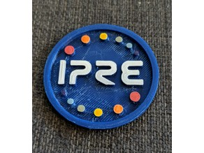 IPRE Coin - The Adventure Zone Balance