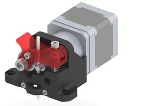 Robotruder for geared NEMA 17 stepper
