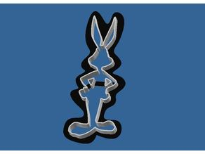 cookies cutter bugs bunny