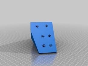 Bottom Frame Corners for Modified C-Bot