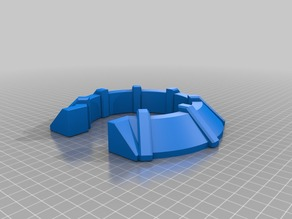 Warhammer 40K Defence Wall / Ring