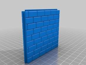 Stone Wall - Interlocking