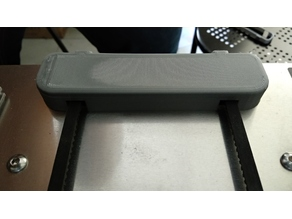 Zmorph VX Y axis Covers (front and rear)