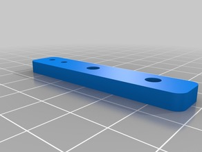 Endstop Low Profile Bracket for 2040 Extrusion