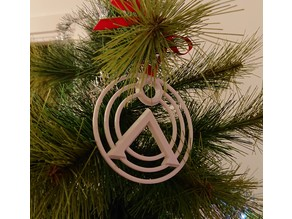 Stargate XMas Tree Ornaments