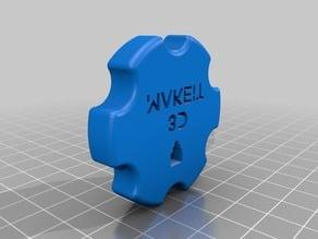 3Dmakeitca Maker Coin