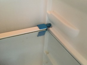 refrigerator shelf carrier