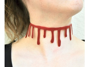 Slit Neck Chokers