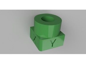 20x20 40x40 Test Cube