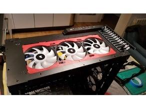 Corsair 570x Triple Fan Top Bracket