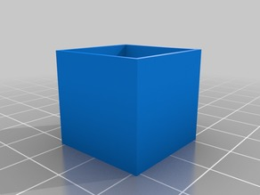 20x20x20 Calibration Cube & Calibration Base by Gieru