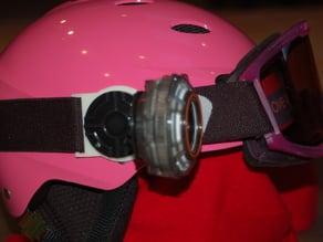 Ski Goggle Strap Mount for Jakks Pacific Action Cam