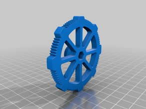 CR10s Bed Leveling Wheel