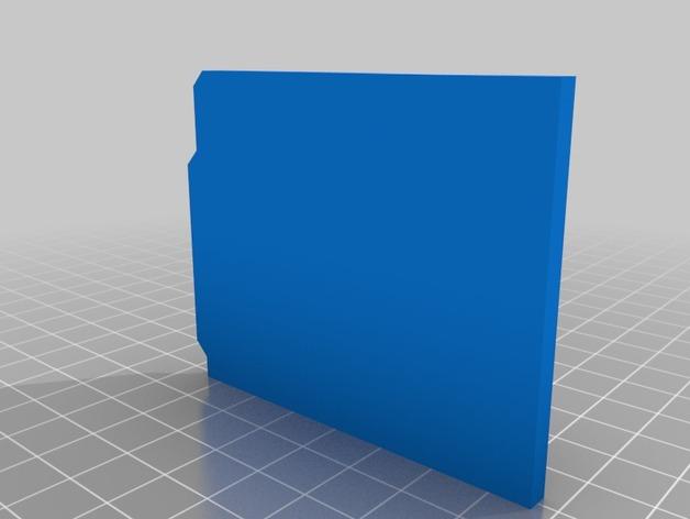 Arduino uno case simple enveloping system by ozkulemre