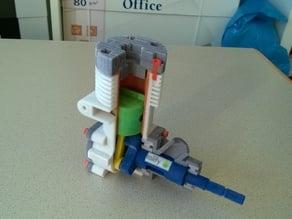 Engine model for RC Plane