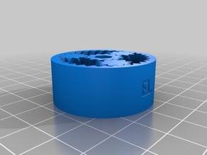 Gear Bearing 5.9x36x15