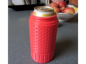 Soda Can Thermos