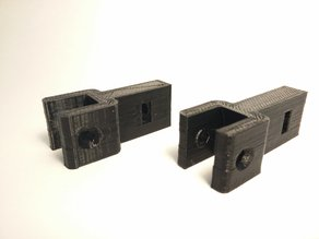 X-Axis Belt Tensioner Reinforced Arms