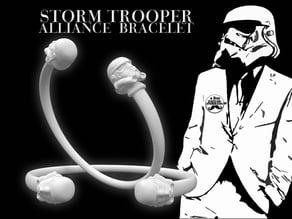 Storm Trooper Alliance Bracelet
