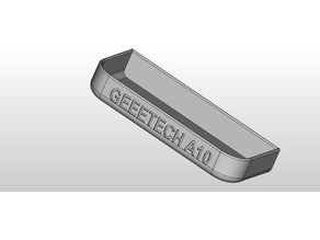 Geeetech A10 - Bandejas porta objetos