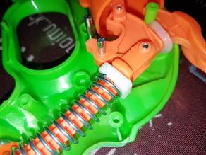 Nerf Doublestrike spring spacer