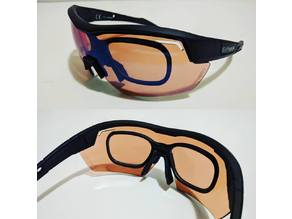 Smith Optics to EtheN/Oakley/TTD Lens Adapter
