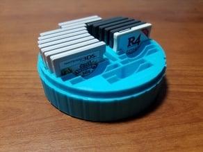 3DS Game Case Twist Lock