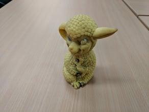 Lamb Antique Toy