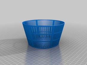 Basket Cheese Mold