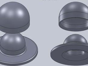 Wafer Bowl Moulding Kit