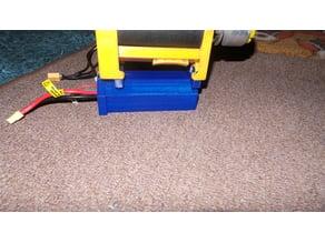 RC Starter Battery Holder