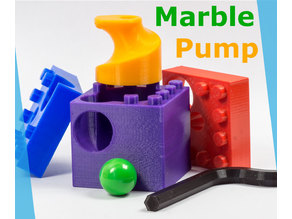 Marble Pump to build a Hubelino Marble Machine