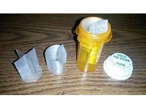 Pill Divider, 4 Lower, 1 Upper