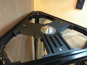 kossel linear plus top spool mount