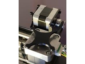 Rad für Schrittmotor - 6 mm Rotor