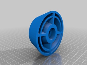 Spool Axis Support with zz608