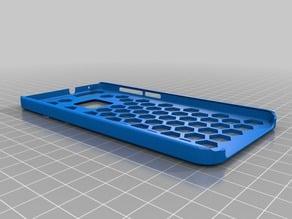 Huawei P10 Lite Hexagonal Hard Case