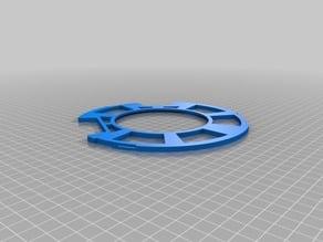 UniFi UAP AC Pro Mounting Bracket - Adhesive