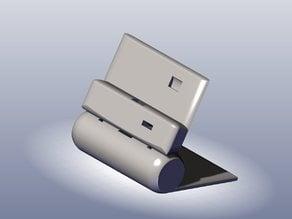 angle-adjustable Smartphone Dock (V2)