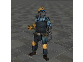 Team Fortress 2 Engineer