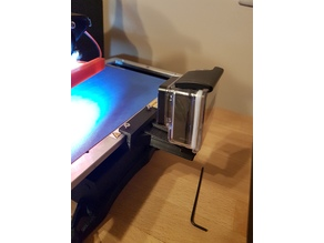 Printrbot simple metal gopro mount