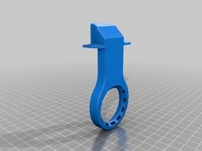 Fan shroud for Folger Tech FT-5 3d Printer