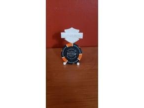 Harley-Davidson Poker Chip holder