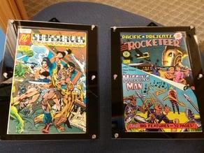 Laser cut Comic book frame