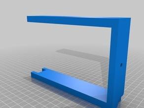 Improved Makerfarm Prusa Mendel i3v Spool Holder